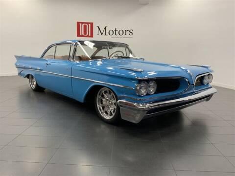 1959 Pontiac Bonneville for sale at 101 MOTORS in Tempe AZ