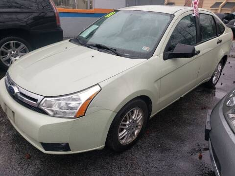 2011 Ford Focus for sale at Dad's Auto Sales in Newport News VA