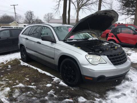 2008 Chrysler Pacifica for sale at Antique Motors in Plymouth IN