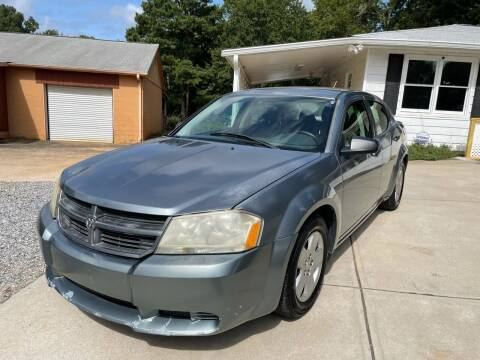 2008 Dodge Avenger for sale at Efficiency Auto Buyers in Milton GA