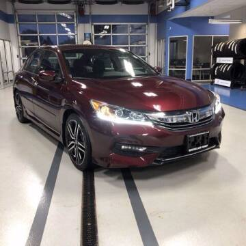 2016 Honda Accord for sale at Simply Better Auto in Troy NY