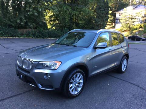 2013 BMW X3 for sale at Car World Inc in Arlington VA