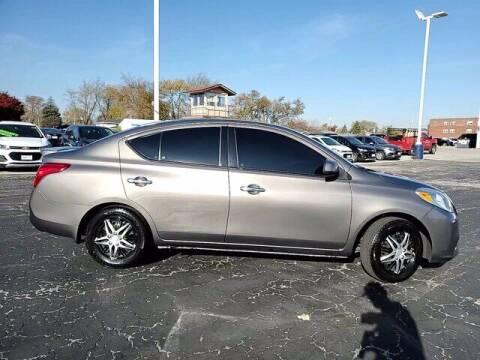 2014 Nissan Versa for sale at Hawk Chevrolet of Bridgeview in Bridgeview IL