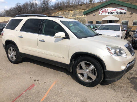 2009 GMC Acadia for sale at Gilly's Auto Sales in Rochester MN