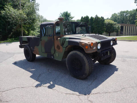 2000 HUMMER H1 for sale at CLASSIC AUTO SALES in Holliston MA