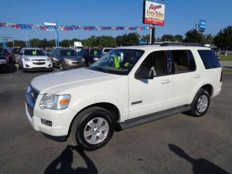 2008 Ford Explorer for sale at Aspen Auto Sales in Wayne MI
