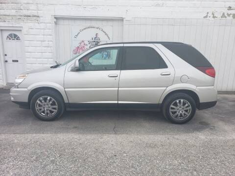 2006 Buick Rendezvous for sale at MIKE'S CYCLE & AUTO in Connersville IN