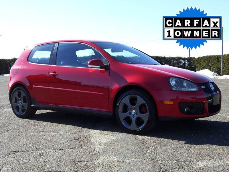 2006 Volkswagen GTI for sale at Atlantic Car Company in East Windsor CT