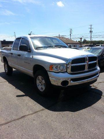 2005 Dodge Ram Pickup 1500 for sale at All State Auto Sales, INC in Kentwood MI