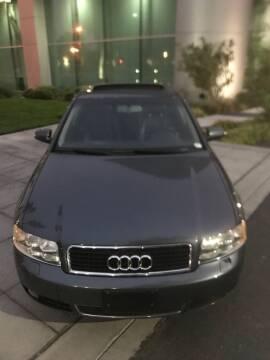 2004 Audi A4 for sale at Auto Emporium in San Jose CA