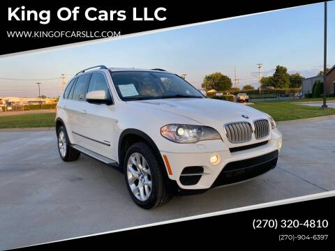 2013 BMW X5 for sale at King of Cars LLC in Bowling Green KY