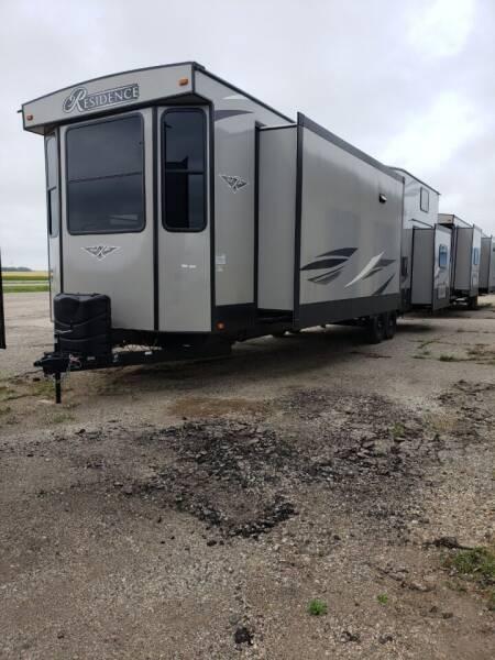 2021 Keystone Residence 401 Loft for sale at Lakota RV - New Park Trailers in Lakota ND
