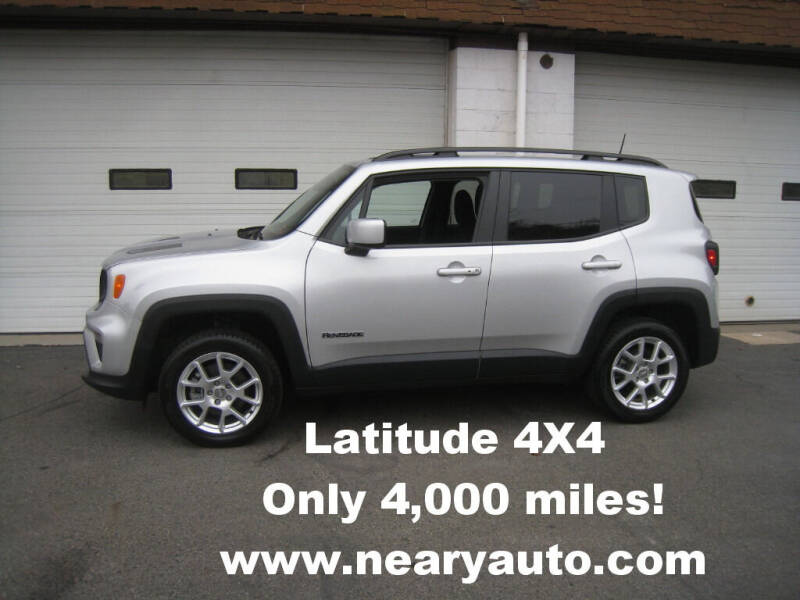 2019 Jeep Renegade for sale at Neary's Auto Sales & Svc Inc in Scranton PA