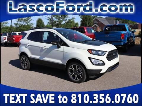 2020 Ford EcoSport for sale at LASCO FORD in Fenton MI