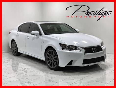 2014 Lexus GS 350 for sale at Prestige Motorsport in Rancho Cordova CA