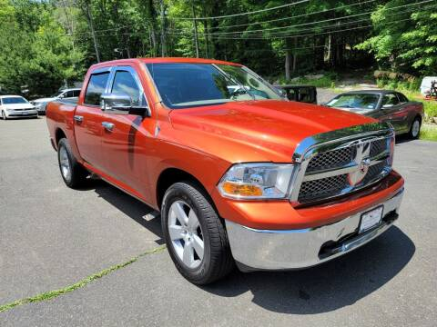 2009 Dodge Ram Pickup 1500 for sale at Ramsey Corp. in West Milford NJ