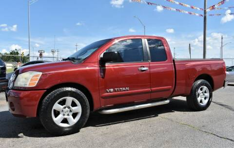 2006 Nissan Titan for sale at Buy Here Pay Here Lawton.com in Lawton OK