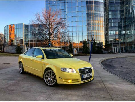2006 Audi A4 for sale at KB Auto Mall LLC in Akron OH