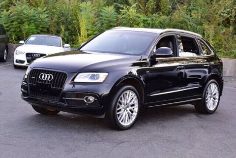 2017 Audi Q5 for sale at Automall Collection in Peabody MA