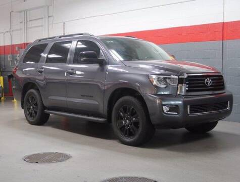 2018 Toyota Sequoia for sale at CU Carfinders in Norcross GA