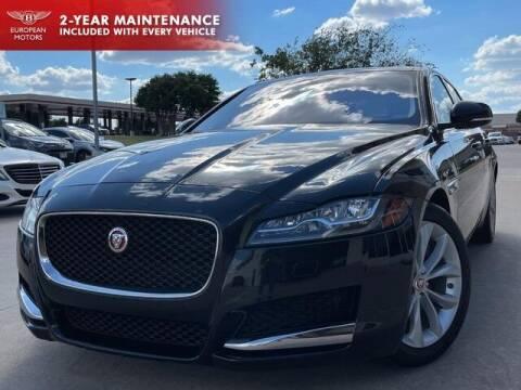 2017 Jaguar XF for sale at European Motors Inc in Plano TX