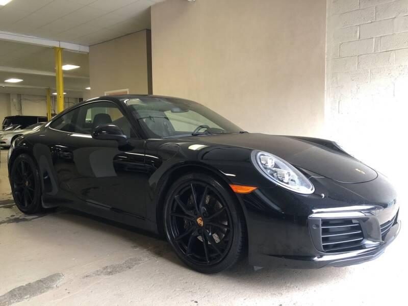 2017 Porsche 911 for sale at Vantage Auto Wholesale in Moonachie NJ
