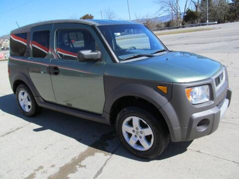 2005 Honda Element for sale at HarrogateAuto.com in Harrogate TN