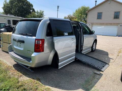 2010 Dodge Grand Caravan for sale at Cosmetic Auto Restoration LLC in Columbus OH