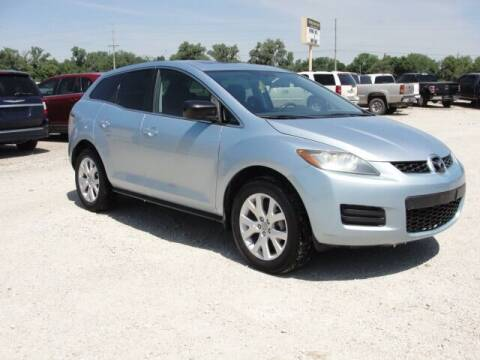 2007 Mazda CX-7 for sale at Frieling Auto Sales in Manhattan KS