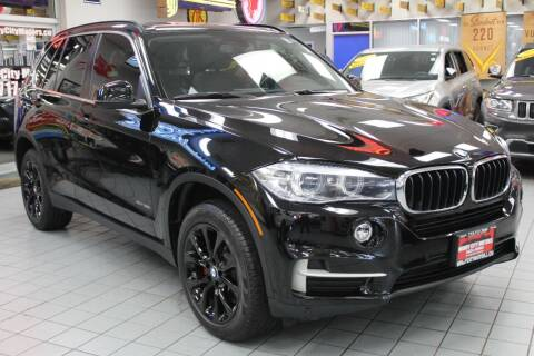 2016 BMW X5 for sale at Windy City Motors in Chicago IL