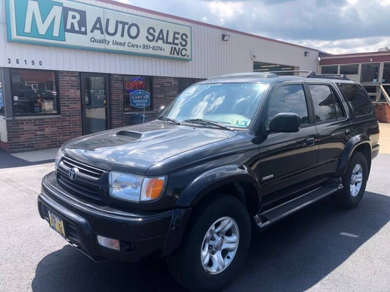 2002 Toyota 4Runner for sale at MR Auto Sales Inc. in Eastlake OH