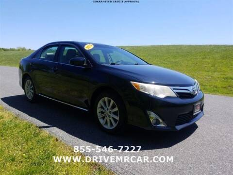 2012 Toyota Camry for sale at Mr. Car City in Brentwood MD