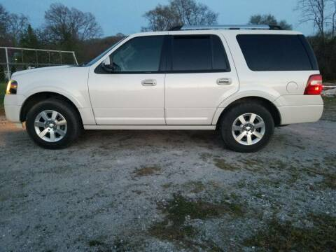 2010 Ford Expedition for sale at Tennessee Valley Wholesale Autos LLC in Huntsville AL