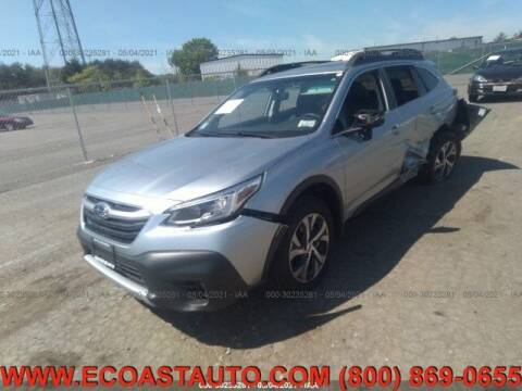 2020 Subaru Outback for sale at East Coast Auto Source Inc. in Bedford VA