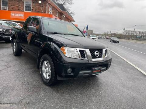 2012 Nissan Frontier for sale at Bloomingdale Auto Group - The Car House in Butler NJ