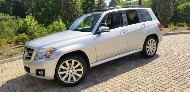 2012 Mercedes-Benz GLK for sale at RPM Exotic Cars in Atlanta GA