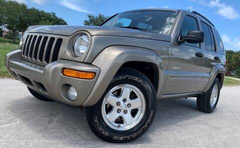 2004 Jeep Liberty for sale at PennSpeed in New Smyrna Beach FL