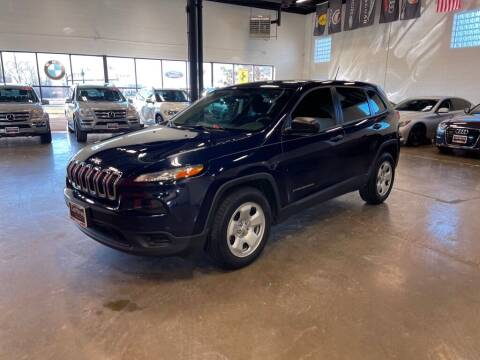 2014 Jeep Cherokee for sale at CarNova in Sterling Heights MI