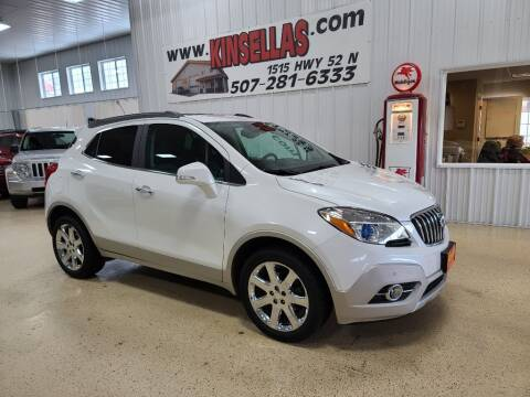 2016 Buick Encore for sale at Kinsellas Auto Sales in Rochester MN