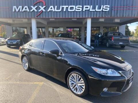 2014 Lexus ES 350 for sale at Maxx Autos Plus in Puyallup WA