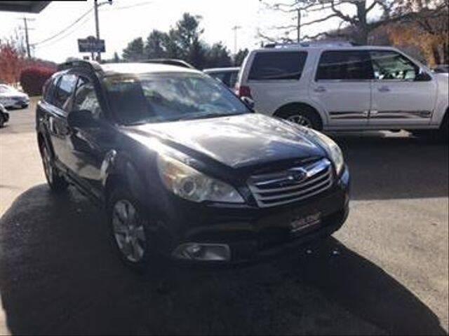 2010 Subaru Outback for sale at Wilton Auto Park.com in Wilton CT