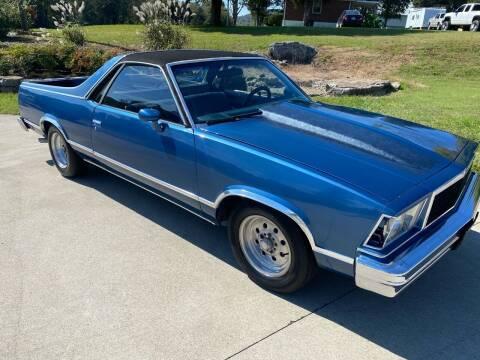 1978 GMC Caballero for sale at HIGHWAY 12 MOTORSPORTS in Nashville TN