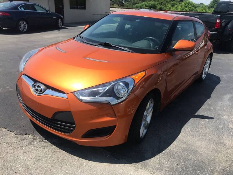 2013 Hyundai Veloster for sale at Tennessee Auto Brokers LLC in Murfreesboro TN