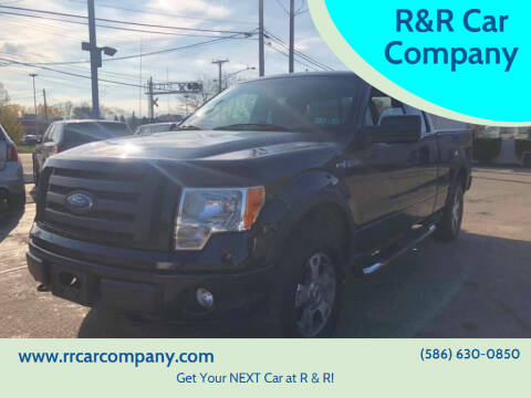 2009 Ford F-150 for sale at R&R Car Company in Mount Clemens MI