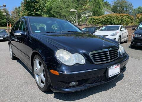 2006 Mercedes-Benz C-Class for sale at Direct Auto Access in Germantown MD