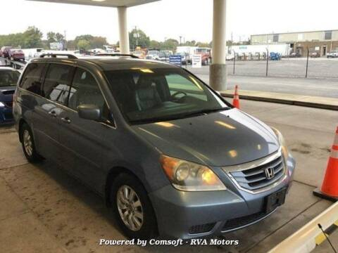 2009 Honda Odyssey for sale at RVA MOTORS in Richmond VA