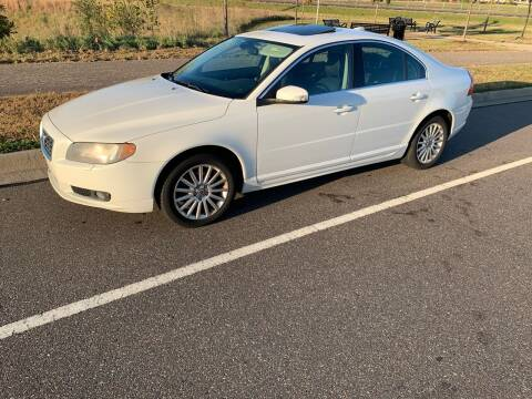 2007 Volvo S80 for sale at Major Motors Automotive Group LLC in Ramsey MN