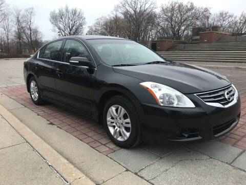 2012 Nissan Altima for sale at Third Avenue Motors Inc. in Carmel IN