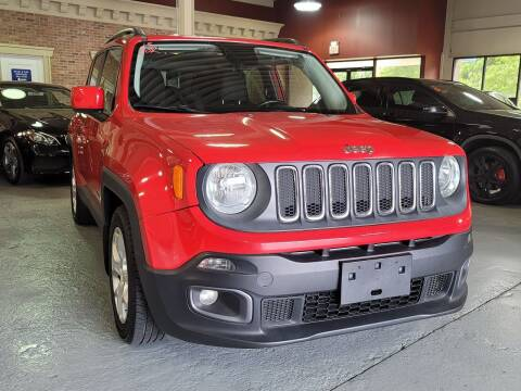 2015 Jeep Renegade for sale at AW Auto & Truck Wholesalers  Inc. in Hasbrouck Heights NJ