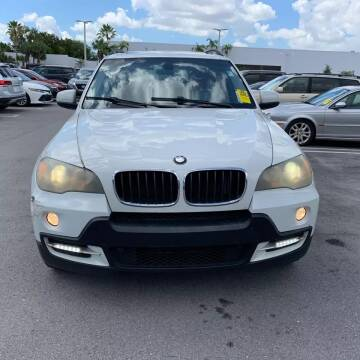 2008 BMW X5 for sale at GLOBAL MOTOR GROUP in Newark NJ